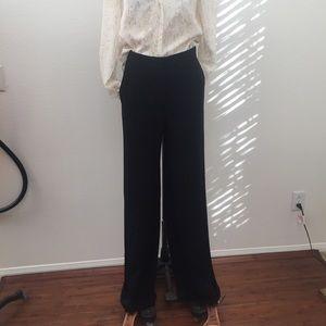 Chloe Jet Black Pants